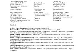Full Size of Resume:dance Resume Dancers Cv Template Dance Resume Sample  Job And Sample ...