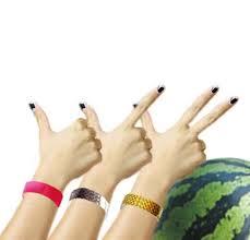 Контрольные браслеты ленточки продажа цена в Киеве браслеты от  Контрольные браслеты ленточки