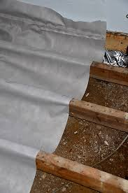 carpet insulation. now to the insulation. recommended insulation methods for under suspended floors seems be either 100mm of mineral wool, r\u003d2.25, in netting carpet .