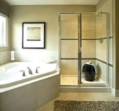 delta shower doors installation door cost replace glass pivoting contemporary