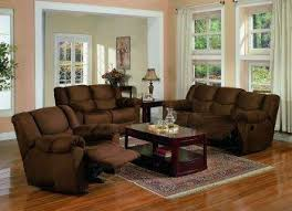 chocolate brown living room furniture. chocolate brown microfiber contemporary reclining living room furniture p