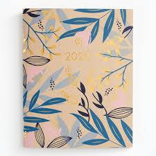 Floral Booklet 2020 Academic Planner