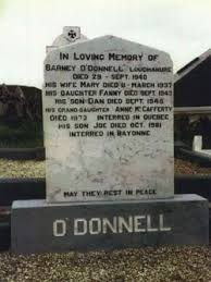 Fanny ODonnell (1902-1943) - Find A Grave Memorial