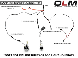 olm fog lamp bypass wiring harness install olm jpg