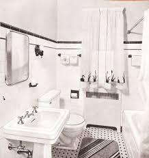 1940 bathroom design. Interesting 1940 1940u0027s BathroomRed And Blue Design Love That Red In 1940 Bathroom B