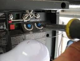 how to reset garage doorHow To Reset The Limit Switches Of Your Garage Door Opener