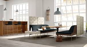 Natural office lighting Productivity Bright Happy Spaces Look Great Feel Great And Give The Illusion Of Being Big But More Than That Natural Light Is Essential To Our General Wellbeing Turnstone How To Choose The Right Office Lighting Turnstone Furniture