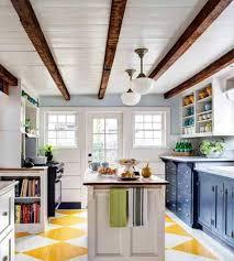 kitchen exposed beams in ceiling beams lighting