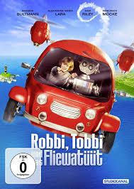 Robby y Tobby en el viaje fantástico (2016) subtitulada