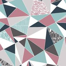Peppermint Shards. blocked geometric sections. fill with pattern | pattern  | Pinterest | Surface