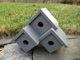 birdhouse ideas 3 diy birdhouse plans from 3 easy wooden bird house plans source