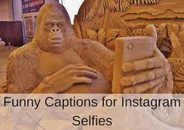 cute and funny captions for insram selfies