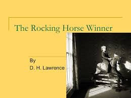 the rocking horse winner ppt video online  the rocking horse winner