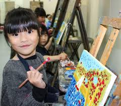 art can help develop your child s confidence