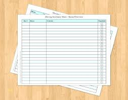 Related Post Moving Checklist Excel Office Spreadsheet Move Template