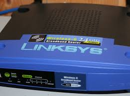 upgrade a home router steps