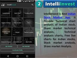 Best 5 Indian Stock Market Apps