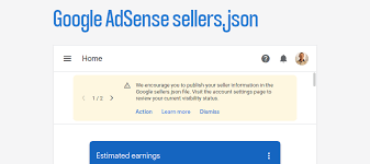 google sellers json file how to submit