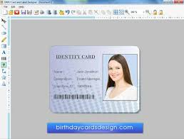 Card Facility Maker Id Take To - Designer Color Application Shareware Advanced Setting Of Software Out Has