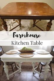 Painted Kitchen Table 17 Best Ideas About Paint Kitchen Tables On Pinterest Painting