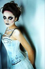 i am unfolding before you 12 creative corpse bride make up looks ideas of 2016 for