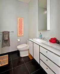 apartment bathroom ideas. Bathroom:Apartment Bathroom Decor Magnificent Black Marble Tile Flooring Impressive Picture 99 Apartment Ideas