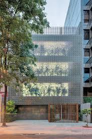 office block design. Updates Two Signatures Of Brazilian Modernism: One Is Muxarabi, A Moorish-inflected Latticework, And The Other Cobogó, Type Breeze- Block. Office Block Design O