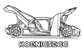 Small Picture Koenigsegg CCX Car Coloring Picture To Print Free Online Cars