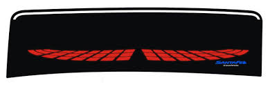 <b>Вставка светодиодная в нишу</b> торпеды Корея для Санта Фе 4 ...