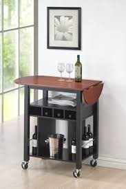 Kitchen Island Table On Wheels Serving Table With Wheels Metaldetectingandotherstuffidigus
