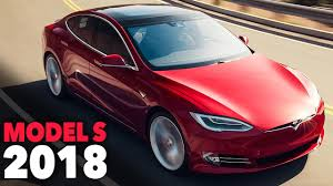 2018 tesla model s p100d. brilliant model tesla model s 2018  exterior design  driving for tesla model s p100d e