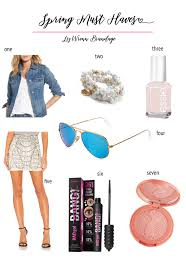 hi beauties i hope your day is off to a fantastic start today i m sharing 7 must haves for makeup and fashion spring 2018 why you need them