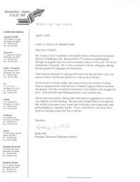 teacher letter of recommendation principal reference letter 1 elementary and esl teacher helping