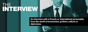Hasil gambar untuk france 24 the interview