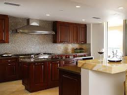 backsplash kitchen glass tile