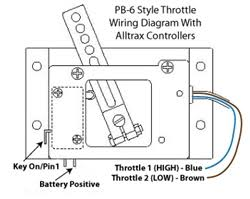 5 k throttles wiring diagram 5 image wiring diagram curtis style pb 6 0 5k ohm throttle on 5 k throttles wiring diagram