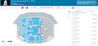 Ticketmaster Taylor Swift Seating Chart Wakeman Pricing And Taylor Swifts Latest Bit Of Bad Press