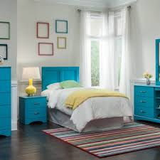 173 Kith Turquoise Youth Bedroom Set