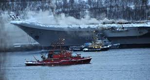 Us Navy Pay Chart 2012 Fire That Scorched Russian Carrier Could Happen At U S Navy