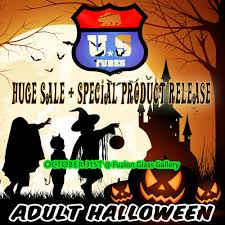 halloween sale flyer huge halloween sale fuzion glass gallery october 31st 11am