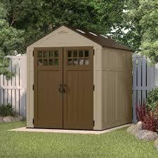 Outdoor Storage Cabinets With Doors Storage Storage Shed As Rubbermaid Outdoor Storage With Double