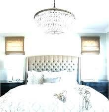 chandelier bedroom master crystal chandelier bedroom lighting