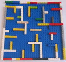 Image result for legos maze