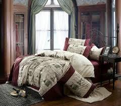 paris bedding set queen paris themed bedding set queen