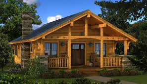 Small Picture Bungalow 2 Log Cabin Kit Plans Information Southland Log
