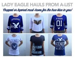 Ateneo T Shirt Designs Lady Eagles A List Ateneo Ladies Shirts From Ph 475 00 To Php 650 00