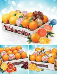 priority mail gifts of florida oranges from