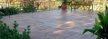interlocking ipe wood deck tiles rooftop deck flooring options