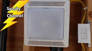 how to put your bath fan s light and fan on separate switches how to put your bath fan s light and fan on separate switches