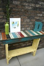 plans for repurposed pallets this last one pallet repurposed outdoor table is made with the